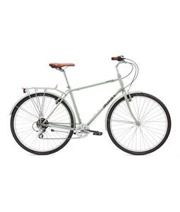 Breezer Downtown EX Bike Gloss Grey Sage 56cm/22in (L)