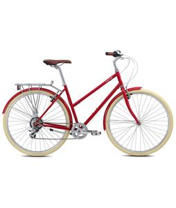 Breezer Downtown EX St Bike Gloss Candy Apple