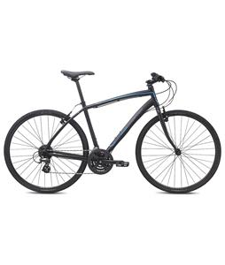Breezer Greenway Bike Matte Black/Silver Blue