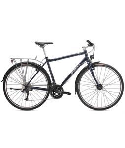 Breezer Greenway Elite Bike Gloss Dark Satin Blue 56cm/22in (L)