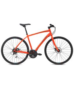 Breezer Greenway Sport Bike Gloss Bright Orange/Black