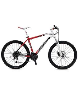 Breezer Thunder Bike Red/Silver/White 21in (XL)