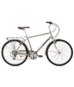 Breezer Uptown EX Bike Gloss Silver Sand 19.5in (M)