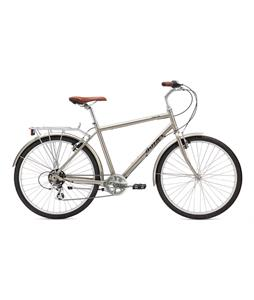 Breezer Uptown EX Bike Gloss Silver Sand 19.5in