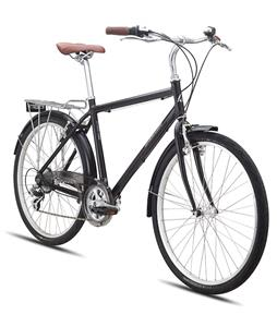 Breezer Uptown EX Bike Satin Black