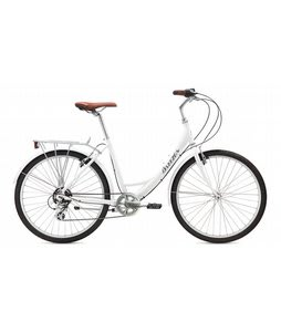 Breezer Uptown EX LS Bike Gloss Pearl White 17in (S)