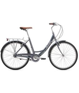 Breezer Uptown Fleet LS Bike Gloss Silver Slate 19in (M)