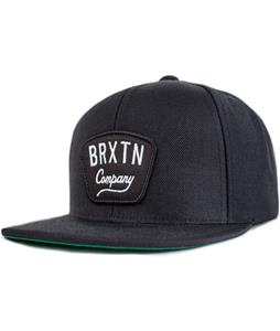 Brixton Gaston Snapback Cap