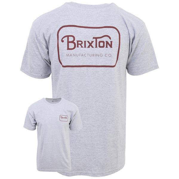 Brixton Grade Standard Fit T-Shirt