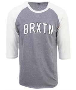 Brixton Hamilton 3/4 Sleeve Raglan