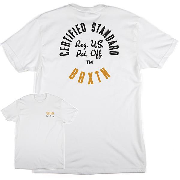 Brixton Lockhart Standard Fit T-Shirt