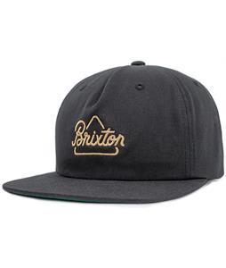 Brixton Newbury Snapback Cap