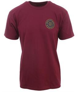 Brixton Oath Standard Fit T-Shirt
