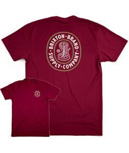 Brixton Pace Standard Fit T-Shirt