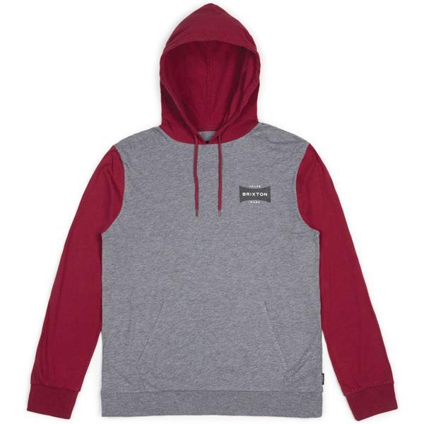 Brixton Ramsey L/S Hood Knit Shirt
