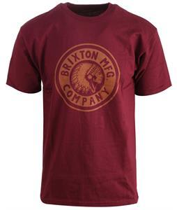Brixton Rival Standard Fit T-Shirt