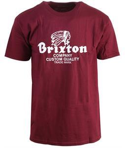 Brixton Tanka Standard Fit T-Shirt