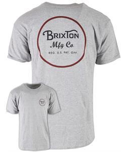 Brixton Wheeler II Standard Fit T-Shirt