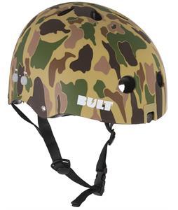 Bult X3 Benny Camera Skate Helmet Matte Camo