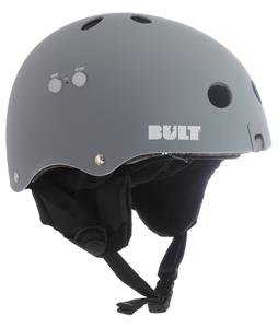 Bult X3 Benny Camera Snowboard Helmet Matte Grey