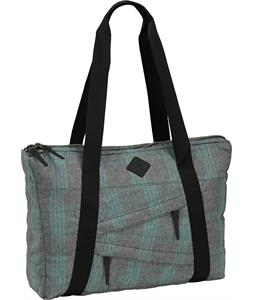 Burton Kayla Laptop Tote Misty Tidal Plaid 18L