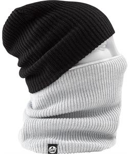 Burton Truckstop w/ Neck Warmer High Rise Heather