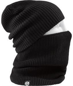 Burton Truckstop w/ Neck Warmer True Black