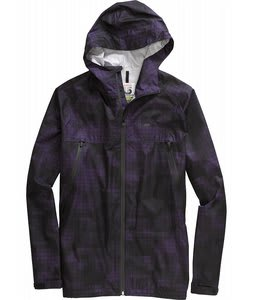 Burton 2.5L Slick Jacket Purple Label Population Plaid