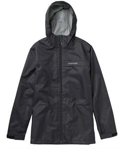 Burton 2L Anthem Jacket True Black/Grey Lining