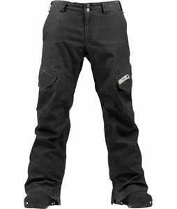 Burton 2L GMP Fireside Snowboard Pants True Black Wax