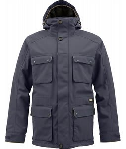 Burton 2L Gore-Tex Highland Snowboard Jacket Quarry
