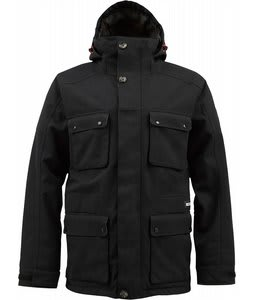 Burton 2L Gore-Tex Highland Snowboard Jacket True Black