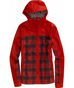 Burton 2L Misty Jacket Risque Burn Out Plaid