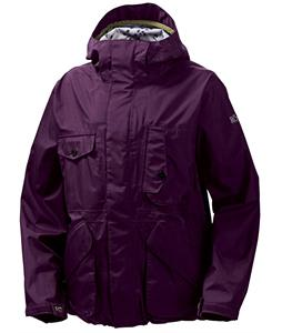 Burton Ronin 3L Snowboard Jacket Eggplant