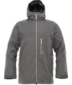 Burton 3L Porter Snowboard Jacket Blotto Grey