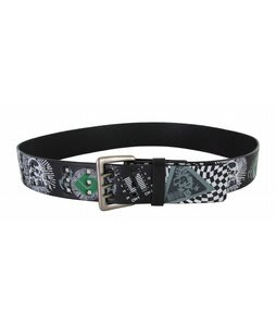 Burton 3 Prong Belt True Black