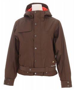 Burton After Hours Snowboard Jacket Roasted Brown