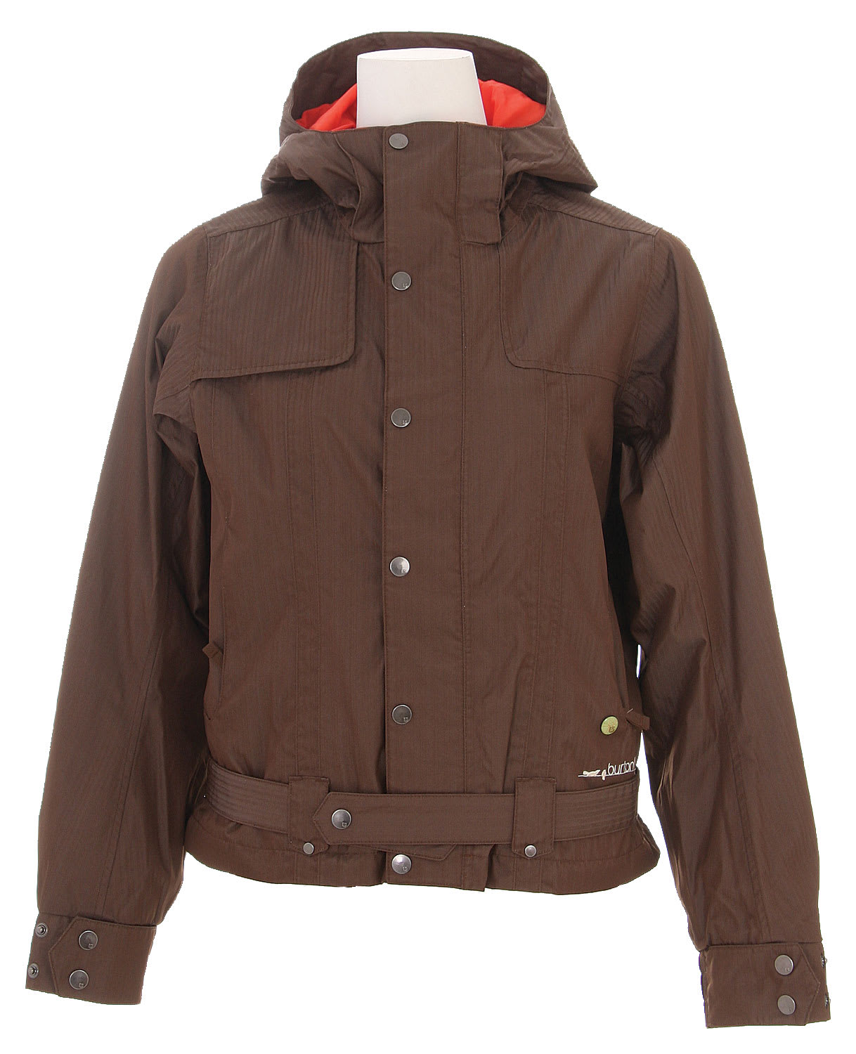 Shop for Burton After Hours Snowboard Jacket Roasted Brown - Women's