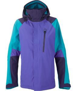 Burton AK 2L Altitude Gore-Tex Snowboard Jacket Sorcerer/Calypso/Eclipse