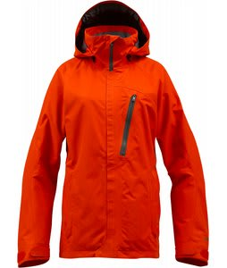 Burton AK 2L Altitude Snowboard Jacket Fiery Red