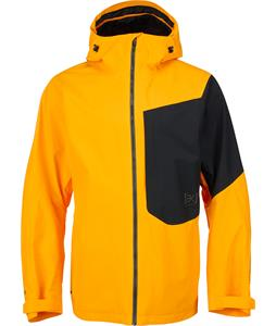 Burton AK 2L Boom Gore-Tex Snowboard Jacket Goldenrod/True Black