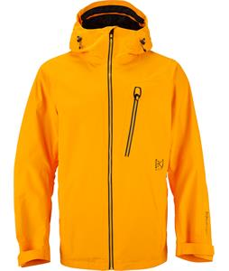 Burton AK 2L Cyclic Gore-Tex Snowboard Jacket Goldenrod