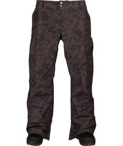 Burton AK 2L Cyclic Gore-Tex Snowboard Pants Black Cloud Camo