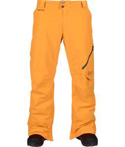 Burton AK 2L Cyclic Gore-Tex Snowboard Pants Goldenrod
