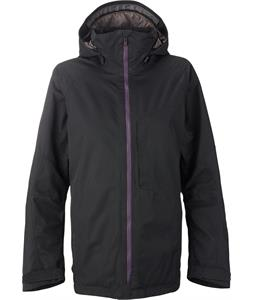 Burton AK 2L Embark Gore-Tex Snowboard Jacket True Black