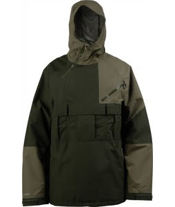 Burton AK 2L Jussi Anorak Snowboard Jacket Resin
