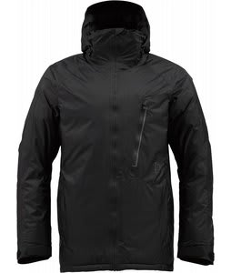 Burton AK 2L Lz Down Snowboard Jacket True Black