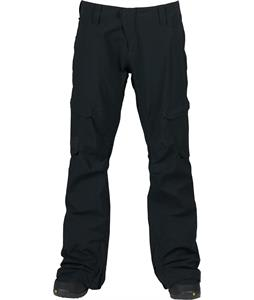 Burton AK 2L Summit Gore-Tex Snowboard Pants True Black