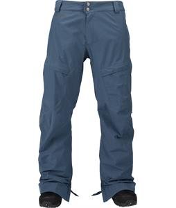 Burton AK 2L Swash Gore-Tex Snowboard Pants Team Blue