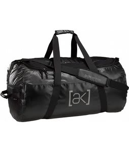 Burton AK 80L Duffel Duffel Bag True Black